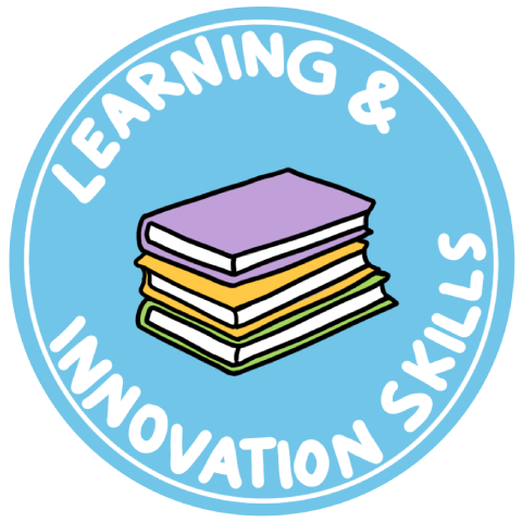 Learning and Innovation Skills Icon
