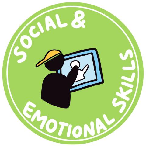 Social & Emotional Skills Icon